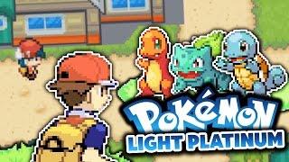 Pokemon Light Platinum - CHOOSE MY STARTER!