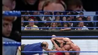 Chris Benoit vs. Finlay: SmackDown, Nov. 24, 2006