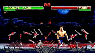 Mortal Kombat 2 M.U.G.E.N (2017) - Supreme Demonstration