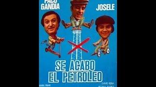 Se acabó el petróleo (1980) [Película]