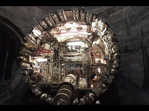 Elon Musk Underground Tunnels The