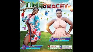 Tracey Boakye interviews safina haroun (my breast)