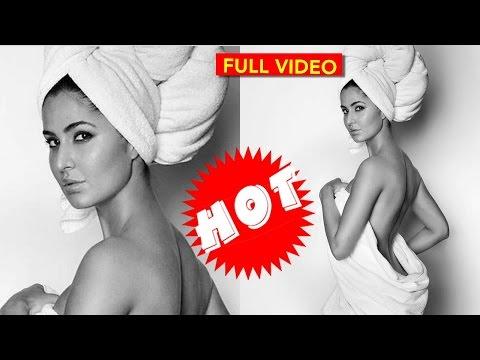 Katrina Kaif's SULTRY look in TOWEL for Mario Testino | Katrina Kaif HOT Towel Photoshoot | Sexy Pic