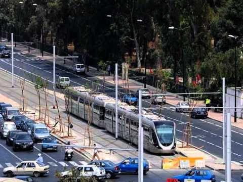 Algerie VS Maroc Infrastructures الجزائر مقارنة بالمغرب البنيات
