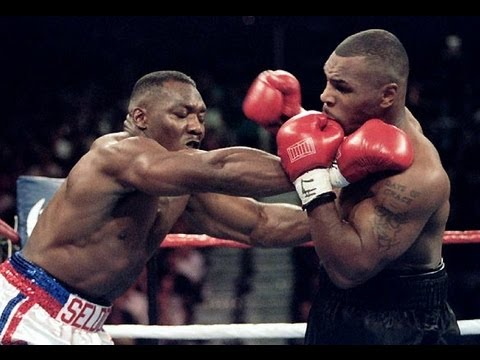 Mike Tyson Vs. Bruce Seldon HD