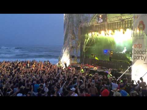 Download Yellow Claw - Till it Hurts ft. Ayden @ NOVA ERA EDP BEACH PARTY 2015