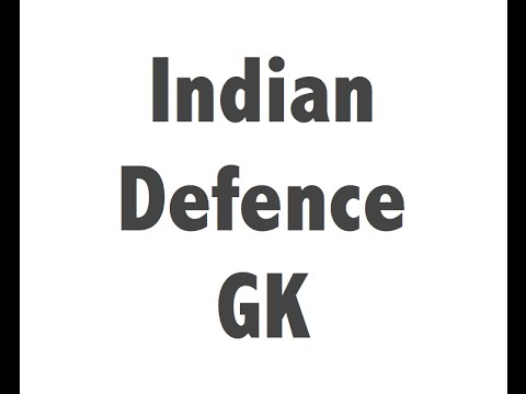 Indian Defence / Military Current Affairs news (January-August) news gk 2016