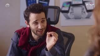 مسلسل نصيبي وقسمتك2| زياد دخل المكتب على قسمت وكريم في لحظة مش مناسبة خالص شوفوا زياد شاف إيه؟!