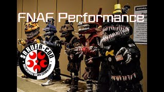 [OFFICIAL] SakuraCon 2017 FNAF4 Nightmare Performance