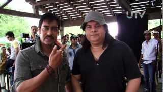 Ajay Devgn's Himmatwala I Days 1 - 4 I Behind The Scenes I