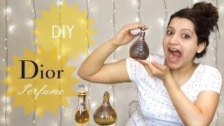 DIY Perfume | How To Make Your Own Perfume | Dior Recipe