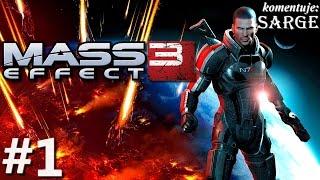 Zagrajmy w Mass Effect 3 [60 fps] odc. 1 - Atak na Ziemię
