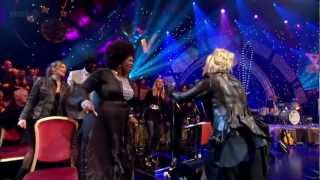 Cyndi Lauper - Girls Just Want To Have Fun (Jools Annual Hootenanny 2012)