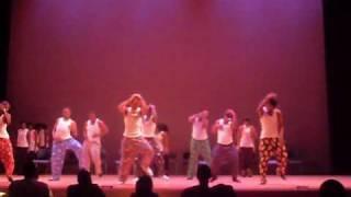 Pleasure P-------Under Choreography