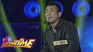 It's Showtime Funny One: Gibis Alejandrino (Wildcard Round)