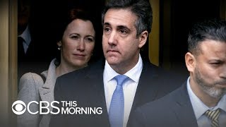 """Trump """"personally instructed"""" Cohen to lie to Congress about Moscow business: report"""