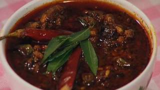 Ginger Or Inchi Curry Recipe For Sadya, Kerala