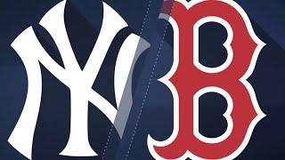 8/19/17: Austin, T. Frazier lead Yanks past Red Sox