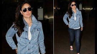 Kareena Kapoor Hot Airport Look