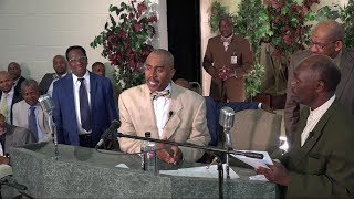 Truth of God Broadcast  1109-1111 Pastor Gino Jennings HD Raw Footage!