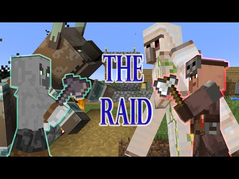 The Story of Minecraft s first RAID