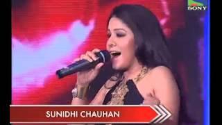 X Factor India(2011) Sheila Ki Jawani Sunidhi Chauhan