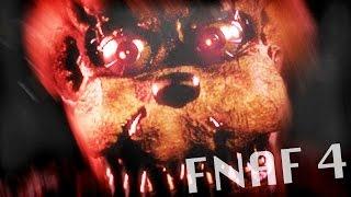 NO MIRES ATRAS! | Five Nights at Freddy's 4 (1) - JuegaGerman