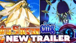NEW TRAILER! New Z-Moves Revealed in Pokémon Ultra Sun and Pokémon Ultra Moon!