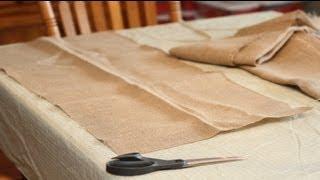 Декор подушки своими руками
