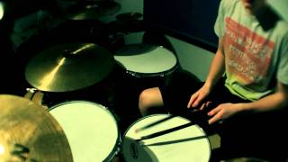 Take Heart - Hillsong [DRUM COVER]