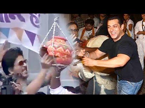 Xxx Mp4 Bollywood Celebs DAHI HANDI Janmashtami Celebrations 2018 Salman Sharukh Shilpa 3gp Sex