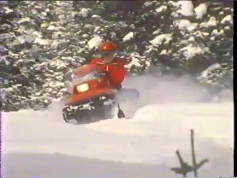1983 Yamaha Snowmobile Lineup