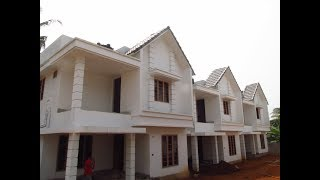 3BHK 1470 Sqft house in 3 Cents at Kombara - 44 Lakhs