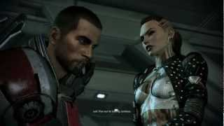Mass Effect 3: Jack Romance: Breaking up with Jack #1