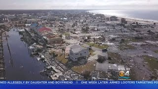 Mexico Beach Enters New Recovery Phase