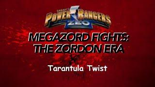 Power Rangers Zeo Megazord Fight (Fan-Version)