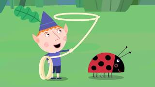 Ben and Holly's Little Kingdom | Nanny's Lesson | Triple Episode #26