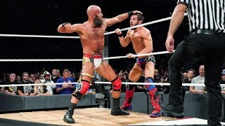 WWE NXT Takeover  Brooklyn 4 Highlights