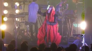 ROÍSÍN MURPHY 19 02 16 Brüssel 07 Gone Fishing b   House of Glass