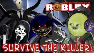 Roblox: SURVIVE THE KILLER [Gaming Grape]