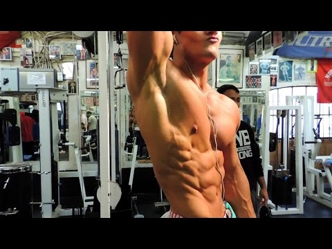 Download Jeff Seid the Aesthetic - Bodybuilding Motivation 2015 Never Give Up- HD VIDEO - HD Mp4 3GP Video and MP3