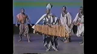 Les Ballets Africains - Heritage: Tana Don - Touba - Do Djembe