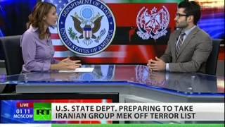 Iranian MEK group off terrorist list
