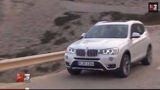 2014 BMW X3 - TEST DRIVE