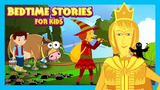 Bedtime Stories For Kids - Top 10 Bedtime Story Compilation By KIDS HUT || Kids Hut Stories