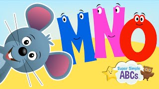 The Sounds of the Alphabet | M-N-O | Super Simple ABCs