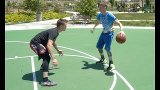 Leave Dribble move Tutorial... Haven't done this move in a minute! Need to bring it back more