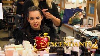 Descendants 2 - Behind The Scenes  With Sofia Carson