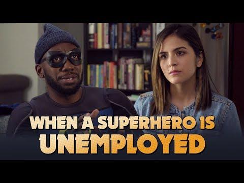 Xxx Mp4 When A Superhero Is Unemployed With Lamorne Morris 3gp Sex