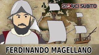 La STORIA della prima circumnavigazione del globo: Ferdinando Magellano